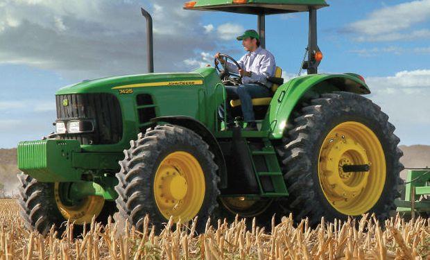 En este escenario, los tractores fueron los que mostraron más dinamismo.