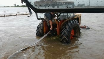 """Inundaciones: """"Tenemos que revisar el sistema productivo actual"""""""