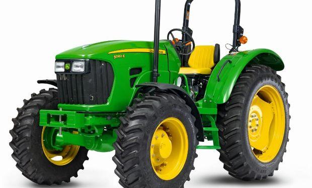 En tractores, la novedad es el modelo 5082E de fabricación nacional.