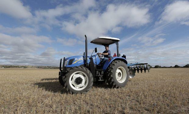 New Holland presentará dos nuevos modelos de la línea TT: el TT4.55 y el TT4.75, ambos de producción nacional.