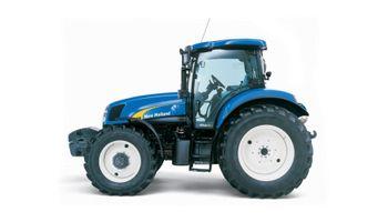 New Holland comienza a producir el T6 en la fábrica de Córdoba