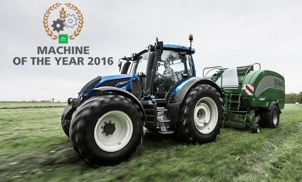 El premio Machine of the Year es un gran reconocimiento para VALTRA y para AGCO.