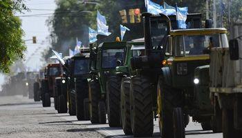 Continúan los tractorazos: productores cordobeses se manifestarán a la vera de la ruta