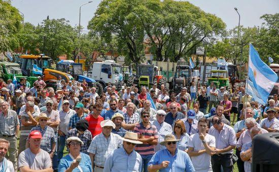 La Confederación de Asociaciones Rurales de Buenos Aires y La Pampa llevará a cabo el encuentro este sábado en el predio de la Sociedad Rural de Pergamino.