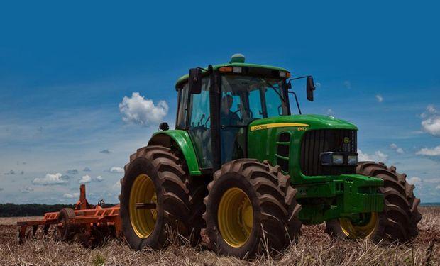 Impulso a la maquinaria agrícola.