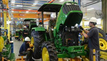 Volvió a retroceder el mercado interno de tractores