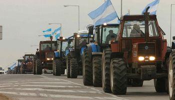 Productores de Entre Ríos salen a las rutas por la prohibición de aplicaciones