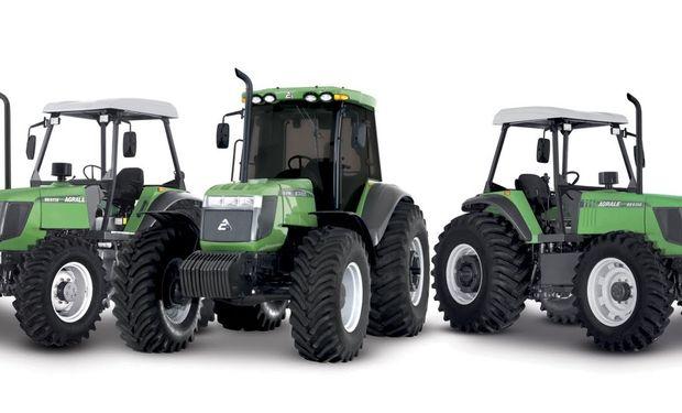 Tractores Línea 6000