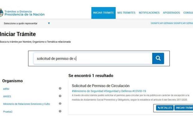 """El Gobierno implementó un """"Certificado Único"""" para circular en la cuarentena: paso a paso, cómo obtenerlo"""