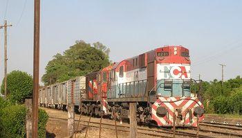 La carga transportada por ferrocarril creció un 13,4% en el primer semestre