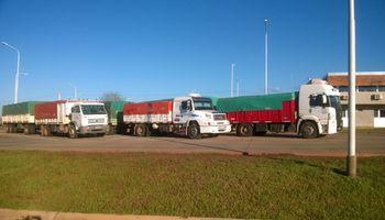 Buenos Aires: suba del 23% en transporte de granos
