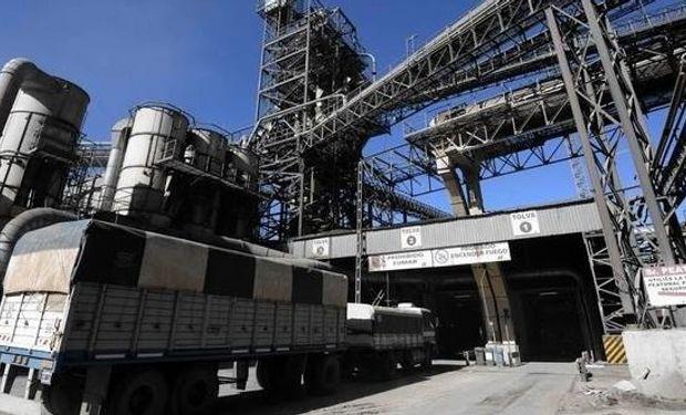 Cada año llegan 90.000 camiones con granos a las terminales del Gran Rosario.