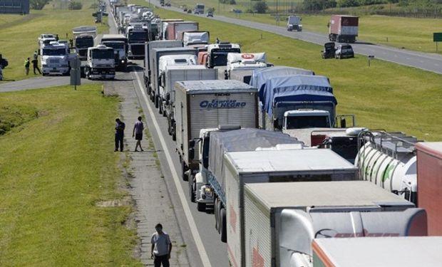 Buenos Aires: los 9 puntos que transportistas autoconvocados aseguran haber acordado con la provincia
