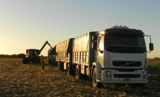 La huelga afecta al transporte de granos en plena cosecha brasileña.