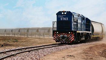 En abril ingresará el primer tren de carga a los puertos del Gran Rosario