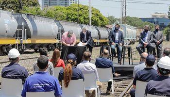 Belgrano Cargas: con crédito de China, impulsan la fabricación nacional de 300 contenedores para granos