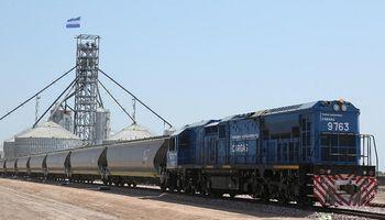 No van en tren, van en camión: el ferrocarril solo traslada el 8,4% de la cosecha
