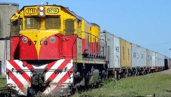 Inversión de casi 12.000 millones de pesos en trenes de cargas