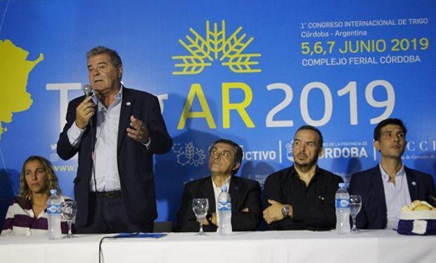 El principal objetivo del congreso es mostrar el potencial de Argentina para proveer trigo en cantidad y calidad.