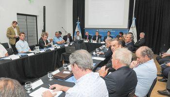 Agroindustria conformó la Mesa de competitividad del trigo
