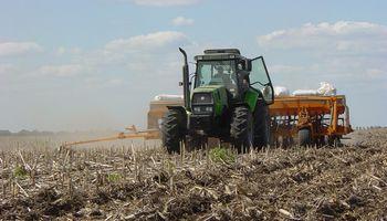 Santa Fe:comenzó la siembra de trigo con muchas expectativas
