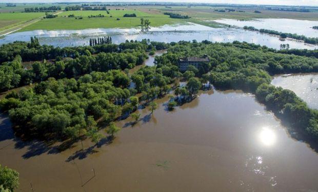 Hay 100.000 hectáreas afectadas por los excesos de humedad.