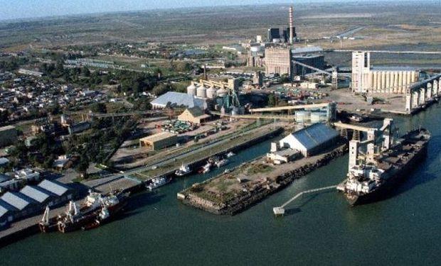 El puerto de Bahía Blanca recuperó protagonismo.