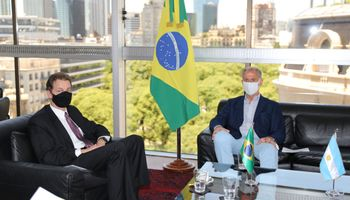 Reunión por el trigo: qué dijo el embajador de Brasil en Argentina sobre la cuota extra-Mercosur