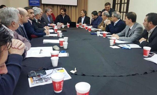 Consejo Regional para el Desarrollo del Sudoeste Bonaerense.