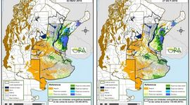 Córdoba sigue sin registrar lluvias que satisfagan las demandas del trigo