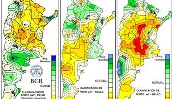 La sequía para el trigo es la peor en 10 años y se necesitan hasta 100 mm para la siembra de maíz