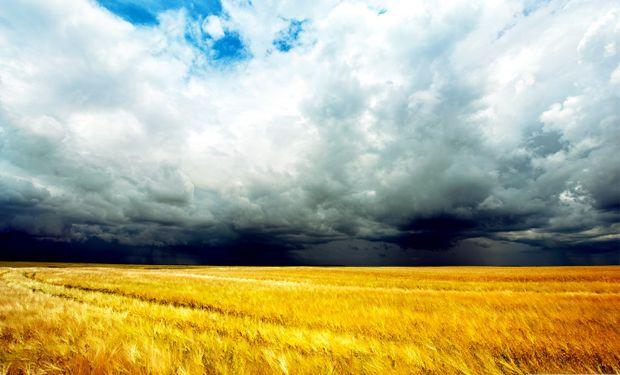 Entre hoy y mañana llegarían las precipitaciones