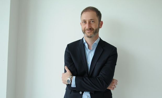 Federico Trucco es director ejecutivo del Grupo Bioceres.