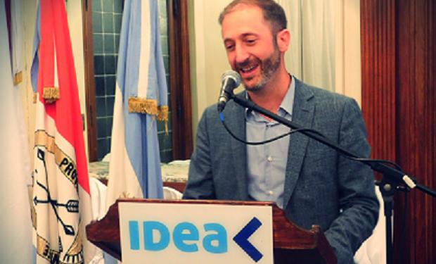 """""""El debate debe ser cómo hacemos aquello que aún no se ha hecho"""", destacó Federico Trucco en el encuentro de IDEA Centro."""