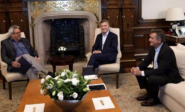 También participó del encuentro el secretario de Gobierno de Agroindustria, Luis Miguel Etchevehere.