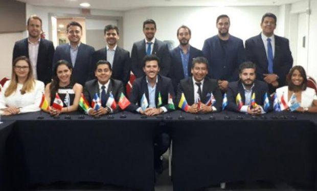 La Federación Iberoamericana de Jóvenes Empresarios congrega a más de 150 mil jóvenes empresarios de 20 países.
