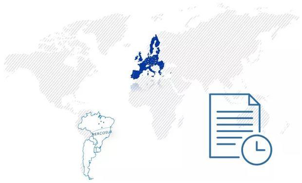 Nueva meta: en noviembre, cuando Buenos Aires sea sede de la cumbre del G-20, pueda hacerse el anuncio del Acuerdo.