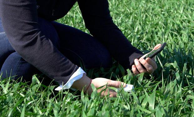 Trigo y cebada: ofrecen en comodato un dispositivo que permite ajustar la fertilización desde el celular
