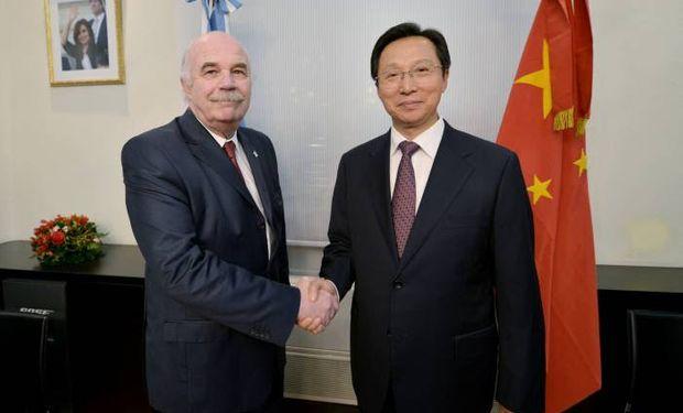 Argentina y China fortalecen la relación estratégica en el sector agroalimentario