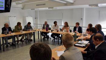 CARBAP se reunio con la Gobernadora Vidal en el marco de la Mesa Agropecuaria Provincial