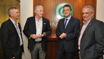 CONINAGRO se reunió con Sergio Massa