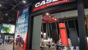 La conectividad de Case IH pisó fuerte en Aapresid 2019