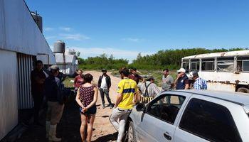 Una causa por explotación laboral en una empresa avícola terminó con cinco detenidos