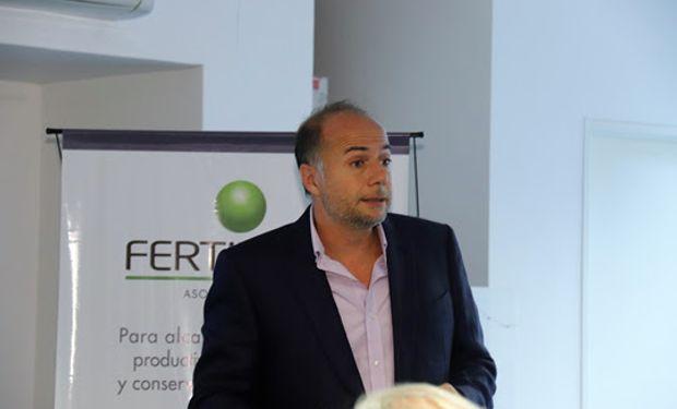 Jorge Bassi, Vicepresidente Fertilizar.