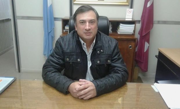 Javier Lazzari, presidente de la Cooperativa Agrícola de Conesa (Bs. As).