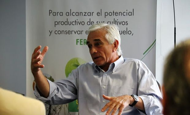 Eduardo Soto, Director Agricultura Prov Bs As