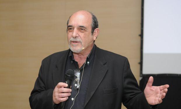 El Ing. Agr. Daniel Igarzabal.