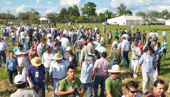 """Jornada a campo del IPCVA en Santa Fe: """"La ganadería en zonas agrícolas"""""""