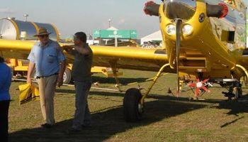 Presentarán nuevos aviones y equipamiento en Aeroaplica