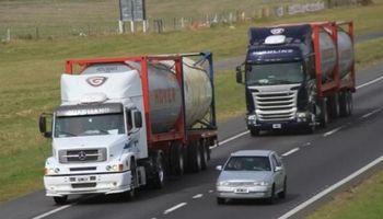 El costo del transporte de carga aumentó un 6,62% en marzo